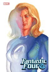 Marvel Comics FANTASTIC FOUR #24 ALEX ROSS INVISIBLE WOMAN TIMELESS VAR EM