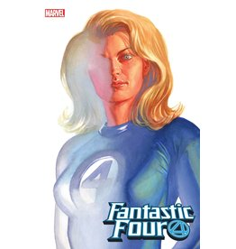 Marvel FANTASTIC FOUR #24 ALEX ROSS INVISIBLE WOMAN TIMELESS VAR EM