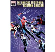 AMAZING SPIDER-MAN SINS OF NORMAN OSBORN #1 CASANOVAS VAR