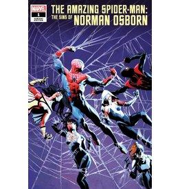 Marvel AMAZING SPIDER-MAN SINS OF NORMAN OSBORN #1 CASANOVAS VAR