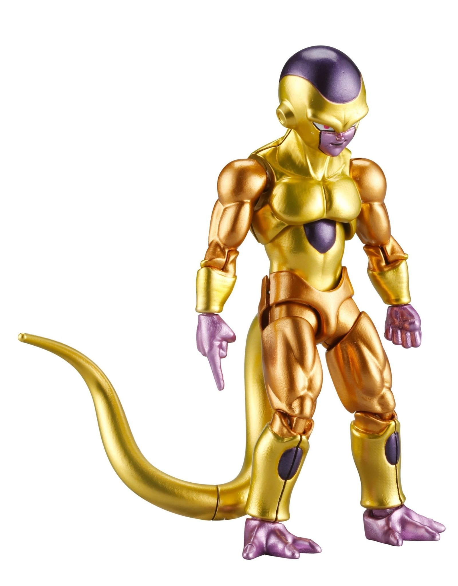 BANDAI AMERICA DRAGON BALL SUPER EVOLVE GOLDEN FRIEZA 5IN ACTION FIGURE (Ne