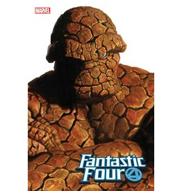 Marvel FANTASTIC FOUR #24 ALEX ROSS THING TIMELESS VAR