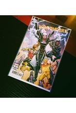 Marvel Comics MARUADERS #1 NAUCK 1:50 VAR