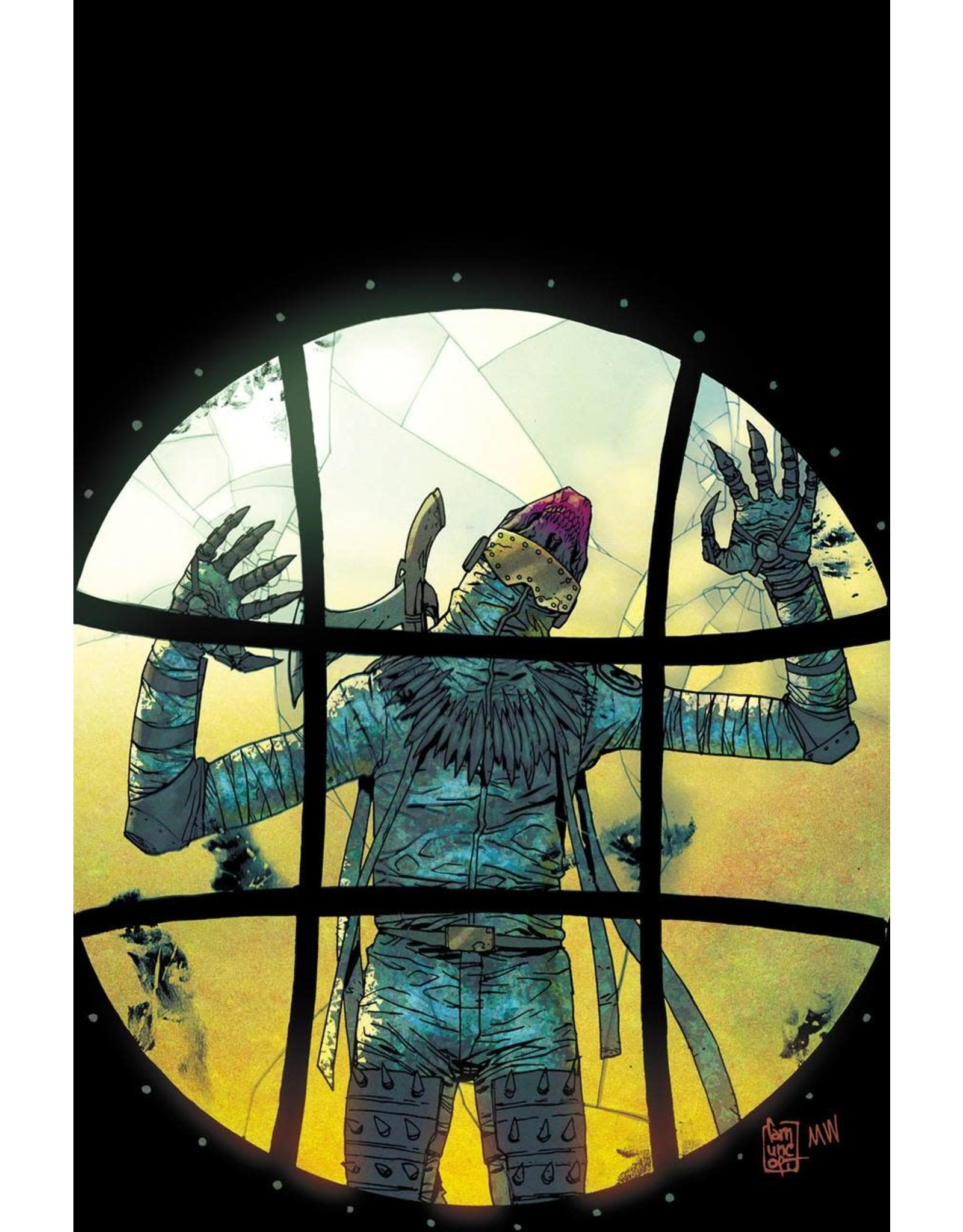 Image Comics UNDISCOVERED COUNTRY #3 2ND PTG (MR)