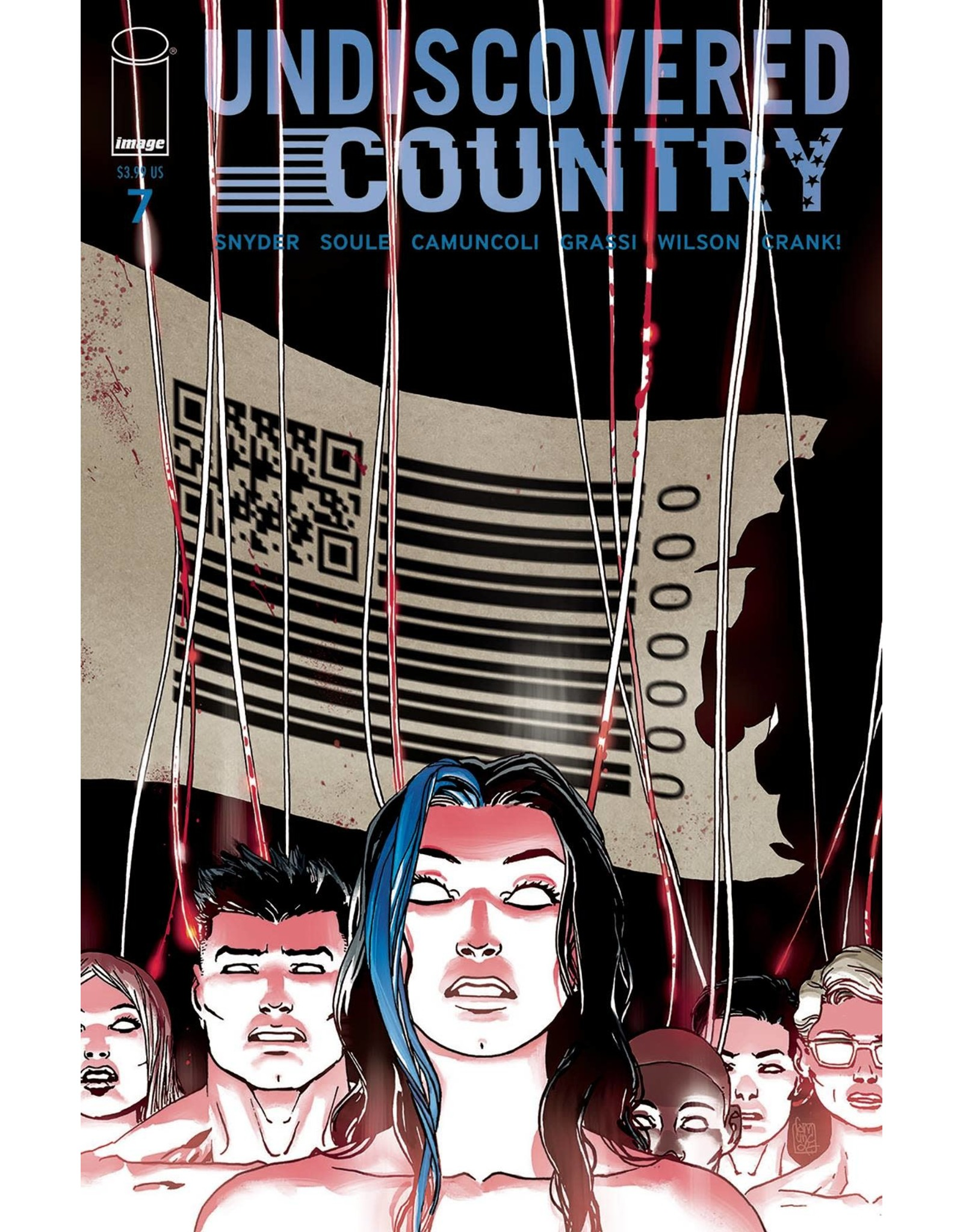 Image Comics UNDISCOVERED COUNTRY #7 CVR A CAMUNCOLI (MR)