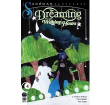 DREAMING WAKING HOURS #4 (MR)