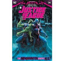 JUSTICE LEAGUE #56 CVR A LIAM SHARP (DARK NIGHTS DEATH METAL)