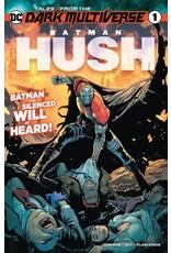 DC Comics TALES FROM THE DARK MULTIVERSE BATMAN HUSH #1 (ONE SHOT)