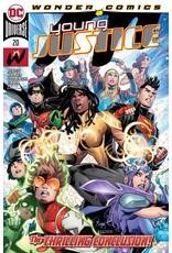 DC Comics YOUNG JUSTICE #20 CVR A JOHN TIMMS