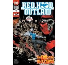 RED HOOD OUTLAW #49 CVR A DAN MORA