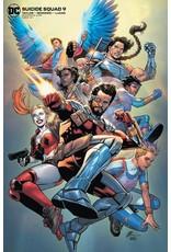 DC Comics SUICIDE SQUAD #9 CVR B TRAVIS MOORE VAR