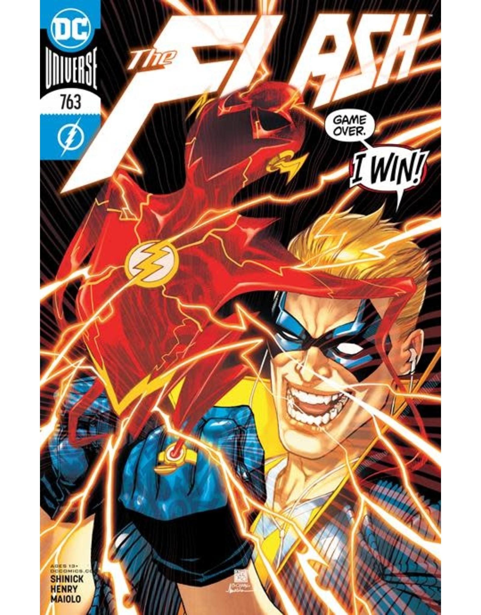 DC Comics FLASH #763