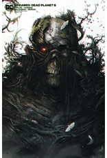 DC Comics DCEASED DEAD PLANET #5 (OF 7) CVR B FRANCESCO MATTINA CARD STOCK VAR