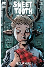 DC Comics SWEET TOOTH THE RETURN #1 (OF 6) CVR A JEFF LEMIRE (MR)