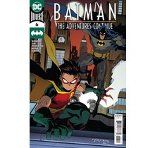 BATMAN THE ADVENTURES CONTINUE #6 (OF 7) CVR A KHARY RANDOLPH