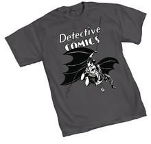 DC HEROES BATMAN 80TH RETRO T/S LG (O/A) (C: 1-1-2)