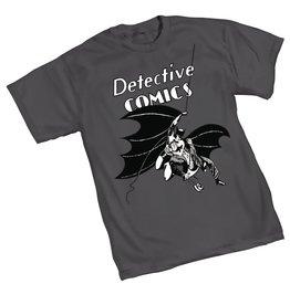 General DC HEROES BATMAN 80TH RETRO T/S MED (O/A) (C: 1-1-2)