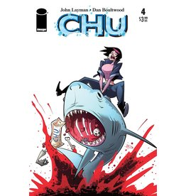 Image Comics CHU #4 (MR)