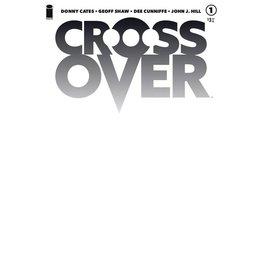 Image Comics CROSSOVER #1 CVR D BLANK CVR