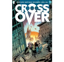 CROSSOVER #1 CVR E 10 COPY INCV JOHNSON