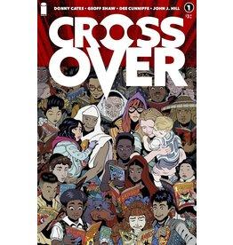 Image Comics CROSSOVER #1 CVR F 25 COPY INCV MOORE