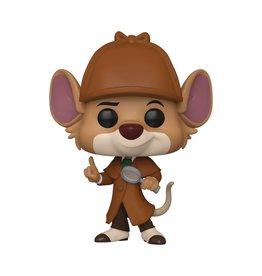 Funko POP DISNEY GREAT MOUSE DETECTIVE BASIL VINYL FIG (C: 1-1-2)
