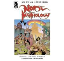 NEIL GAIMAN NORSE MYTHOLOGY #1 CVR A RUSSELL (C: 1-0-0)