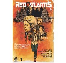 RED ATLANTIS #1 CVR A HACK (RES)