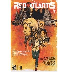AFTERSHOCK RED ATLANTIS #1 CVR A HACK (RES)