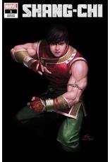 Marvel Comics SHANG-CHI #1 (OF 5) INHYUK LEE VAR