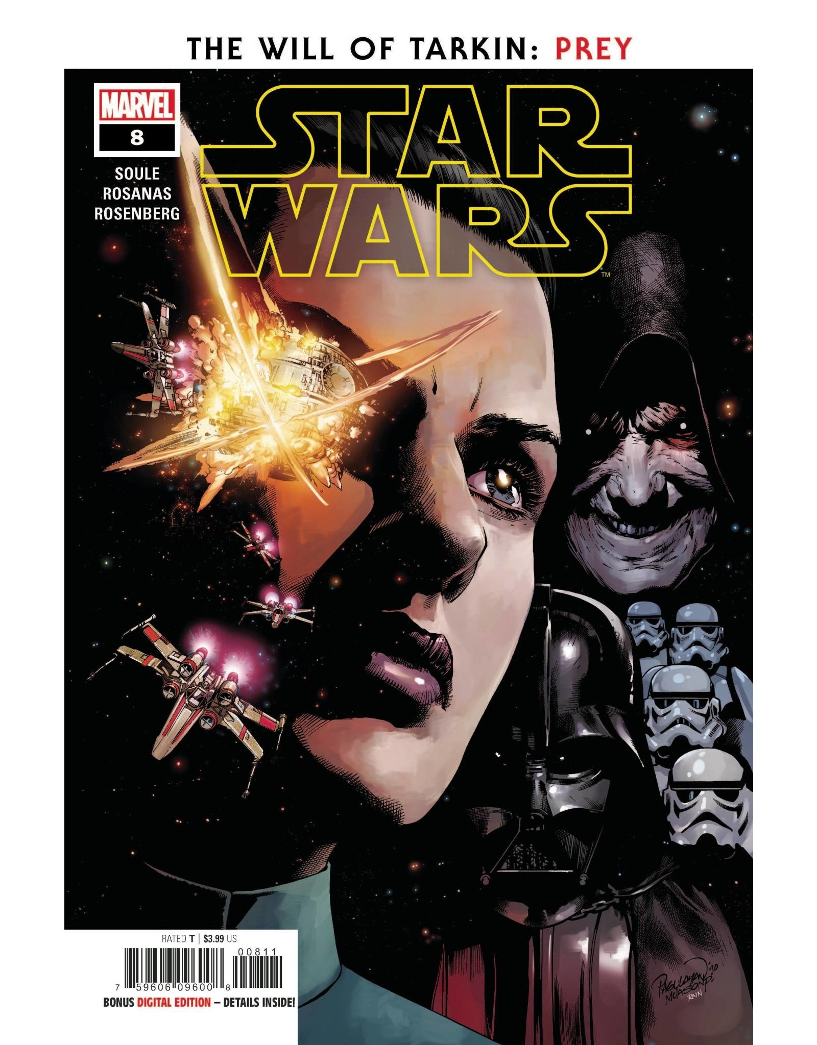 Marvel Comics STAR WARS #8