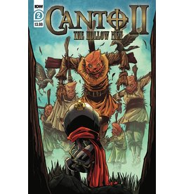 IDW PUBLISHING CANTO II HOLLOW MEN #2 (OF 5)