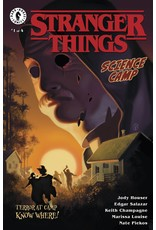 DARK HORSE COMCIS STRANGER THINGS SCIENCE CAMP #1 (OF 4) CVR A KALVACHEV