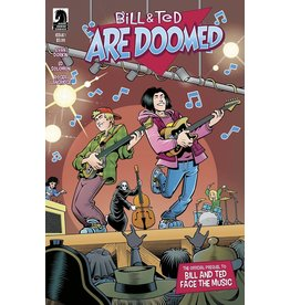 IDW PUBLISHING BILL & TED ARE DOOMED #1 (OF 4) CVR B LANGRIDGE