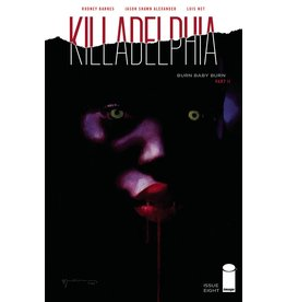 Image Comics KILLADELPHIA #8 CVR B SIENKIEWICZ (MR)