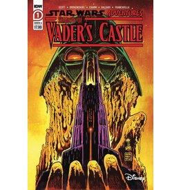 IDW STAR WARS ADV SHADOW OF VADERS CASTLE CVR A FRANCAVILLA (C: