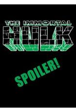 Marvel Comics IMMORTAL HULK #38 BENNETT SPOILER VAR