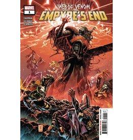 Marvel Comics WEB OF VENOM EMPYRES END #1