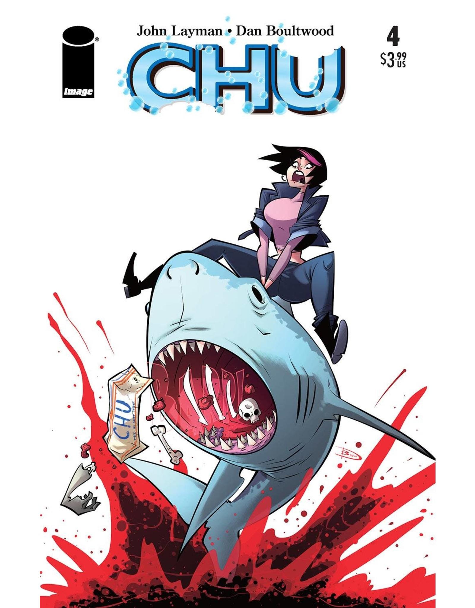 Image Comics CHU #4 (MR)