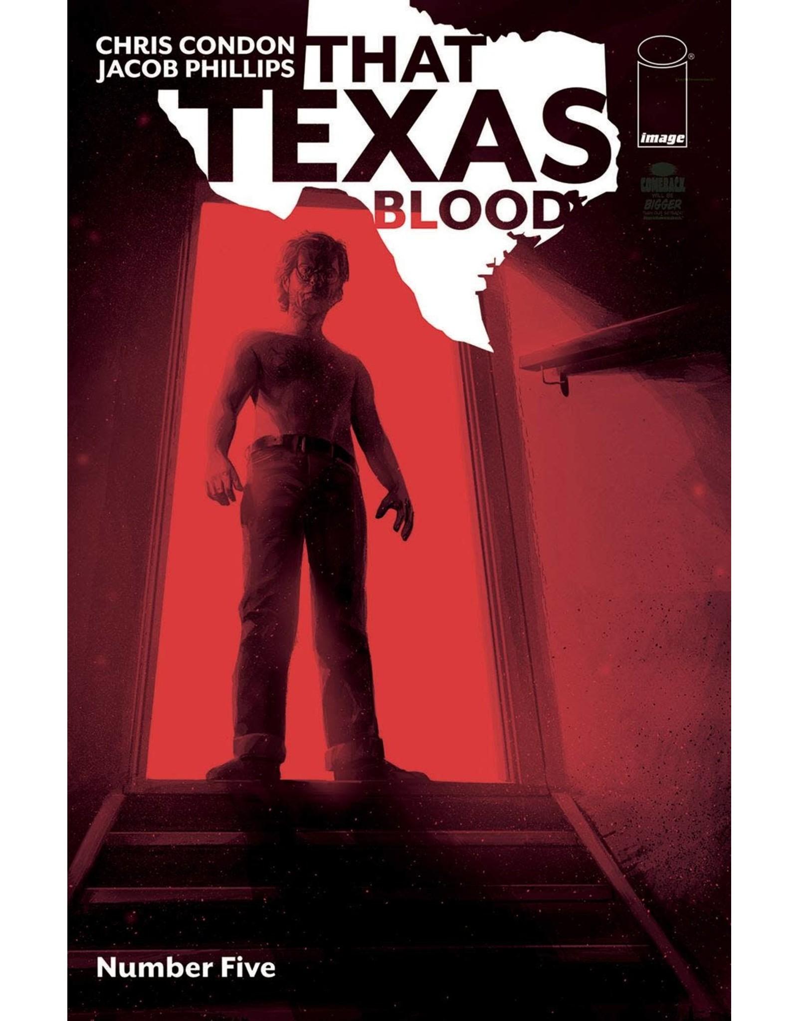 Image Comics THAT TEXAS BLOOD #5 (MR)