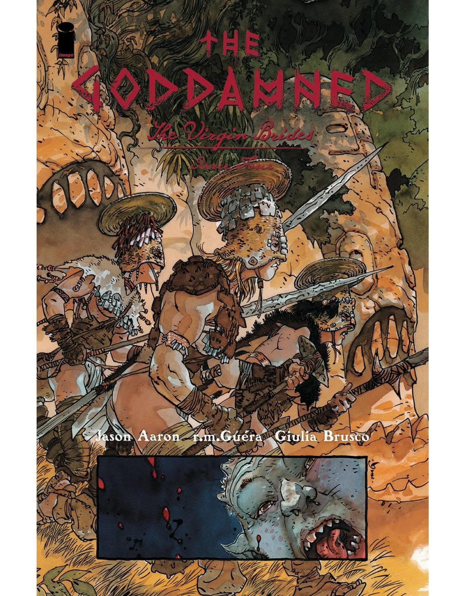 Image Comics GODDAMNED VIRGIN BRIDES #4 (OF 5) (MR)