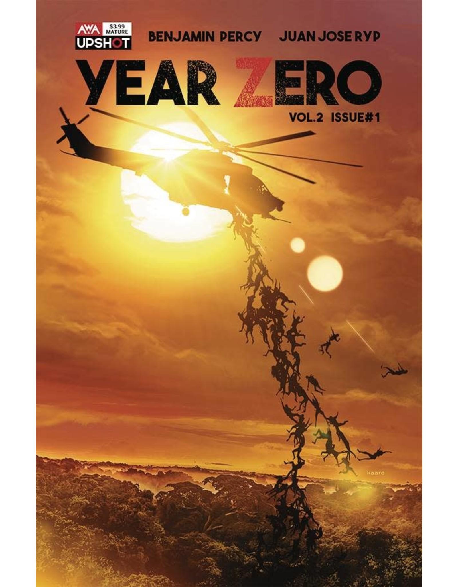 AWA UPSHOT YEAR ZERO VOL 2 #1 CVR A KAARE ANDREWS