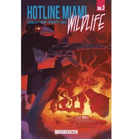 BEHEMOTH COMICS HOTLINE MIAMI WILDLIFE #3 (OF 8) (MR)