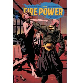 Image Comics FIRE POWER BY KIRKMAN & SAMNEE #5