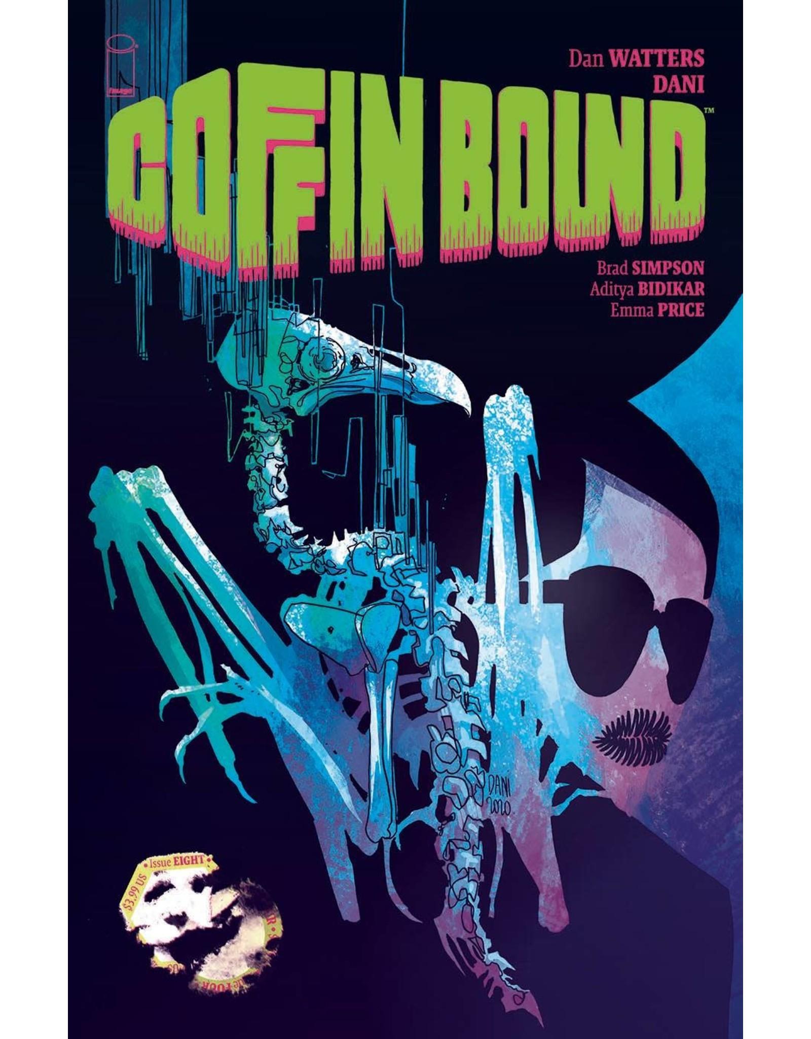 Image Comics COFFIN BOUND #8 (MR)