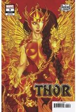 Marvel Comics THOR #9 FRISON VALKYRIE PHOENIX VAR