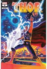 Marvel Comics THOR #9 HILDEBRANDT VAR