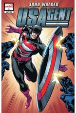 Marvel Comics US AGENT #1 (OF 5) ZIRCHER VAR