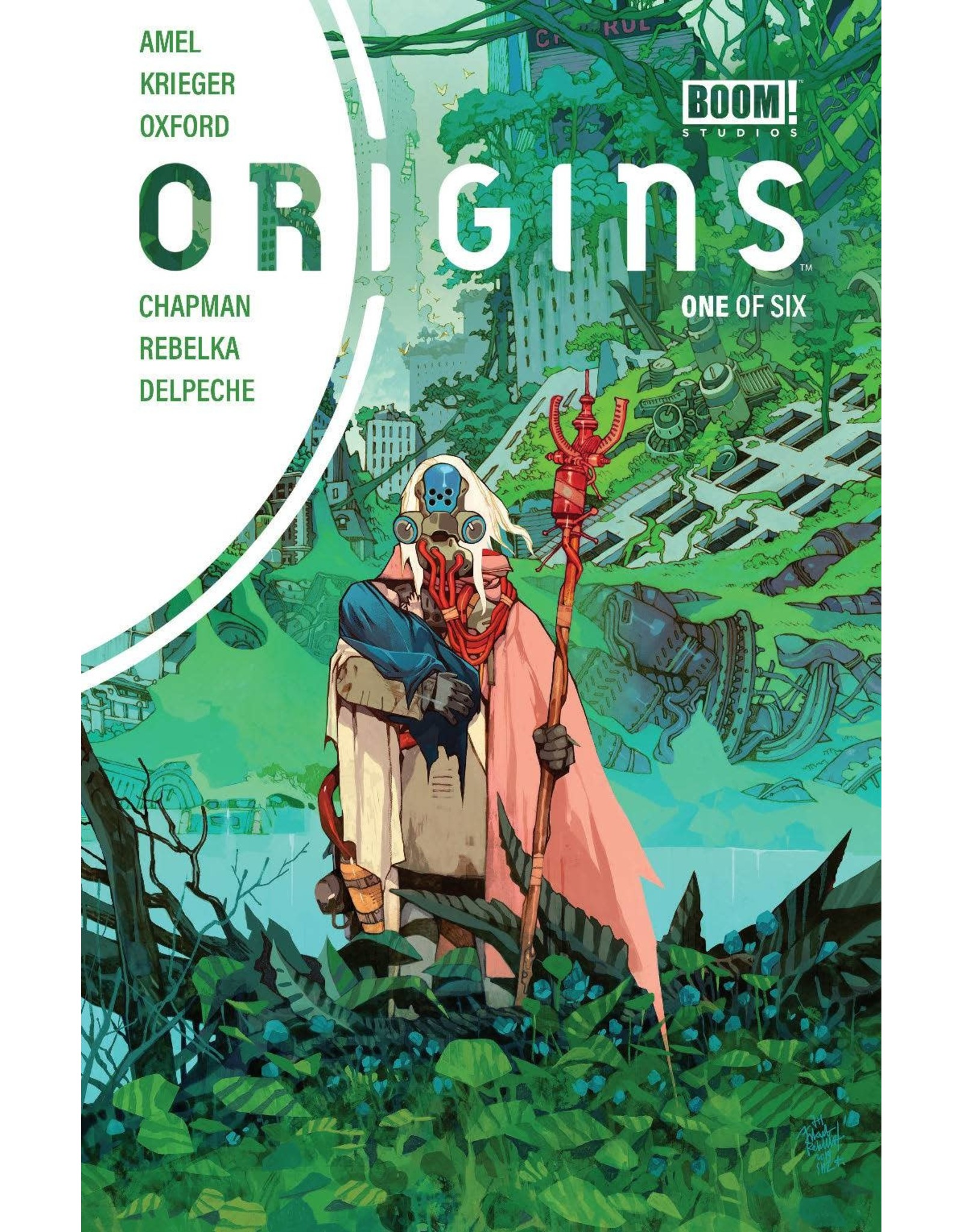 Boom! Studios ORIGINS #1 (OF 6) CVR A REBELKA