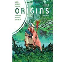 ORIGINS #1 (OF 6) CVR A REBELKA